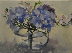 Hydrangea Light *SOLD*