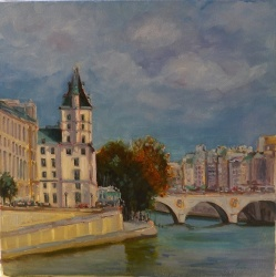 Napoleon Bridge - SOLD