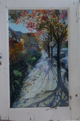 Short Days,Long Shadows - SOLD