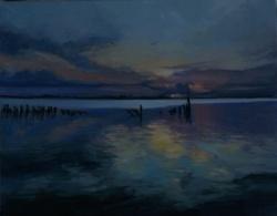 Daybreak on Dauphin Island*SOLD*