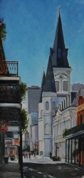 St. Louis Cathedral *SOLD*