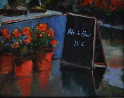 Pots a Fleur *SOLD*